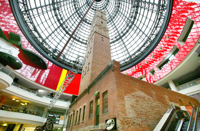 how to get to melbourne central